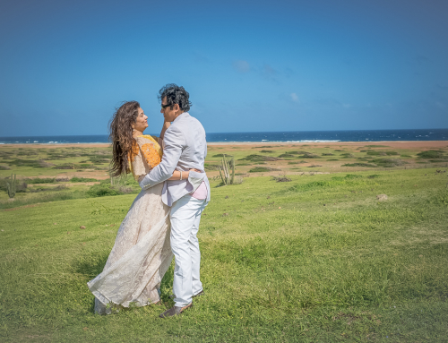 Beautiful Indian Couple Session at Tierra Del Sol Spa & Resort Aruba