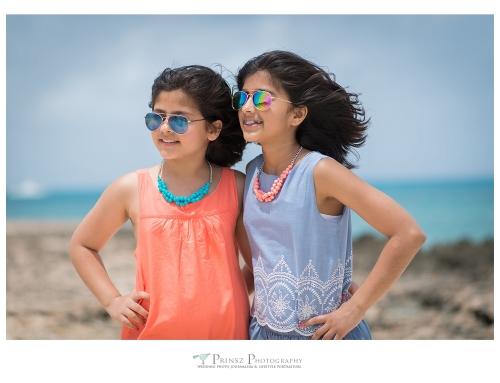 Aruba Hyatt Regency Resort Family Photo Shoot