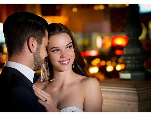 Beautiful Wedding Photo Shoot