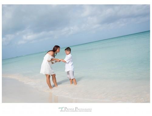 Family Portrait Photography on the Beach