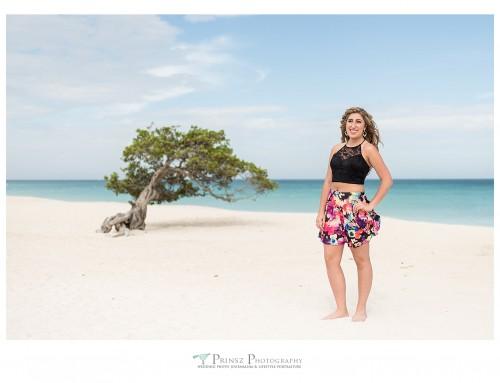 Beautiful Senior Portraits in Aruba