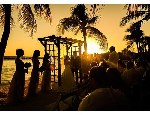 Renaissance Aruba Resort Wedding