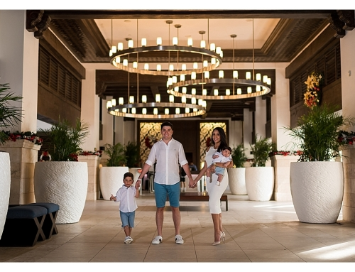Aruba Family Photographer at the Hyatt Regency Aruba